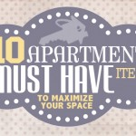 My Top 10 Must-Have Items for Apartment Dwellers