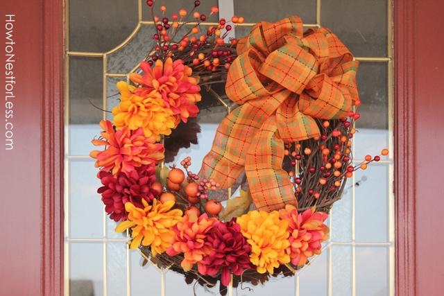 Fall Wreath Time!