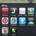 favorite iphone apps blog