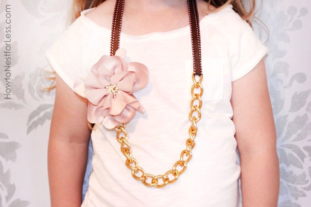 Interchangeable Chunky Chain Necklaces
