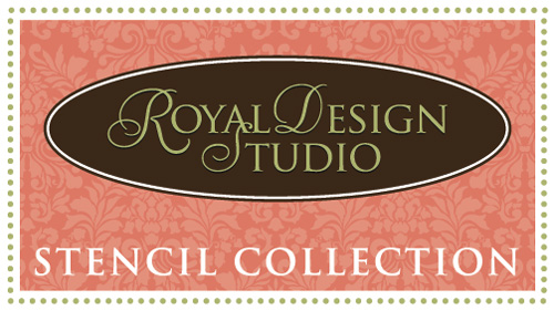 $50 Stencil GIVEAWAY from Royal Design Studio!