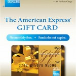 $50 American Express GIft Card GIVEAWAY!