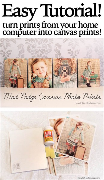 canvas-photo-mod-podge-prints