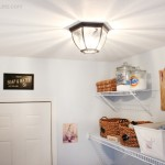 laundry room light fixture
