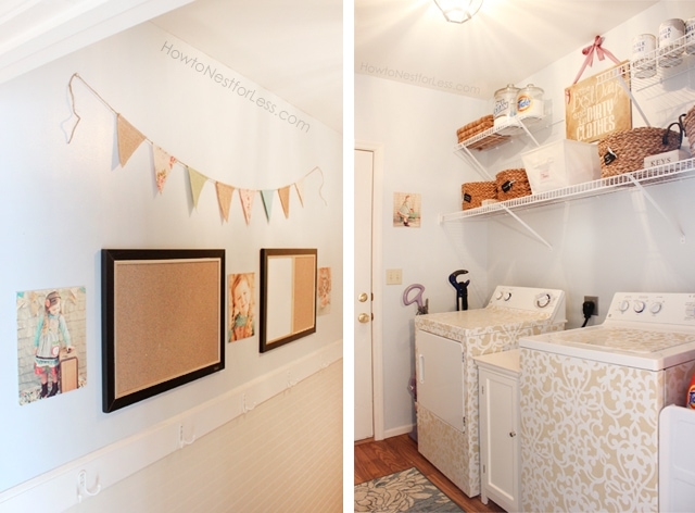 Laundry Room Makeover Reveal! - How to Nest for Less