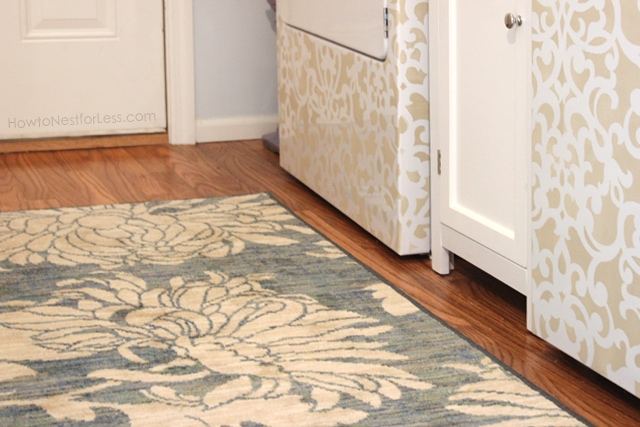 laundry room rugs laundry room makeover reveal how to nest for less 427