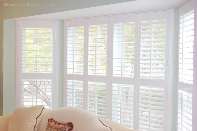 Living room plantation shutters living rooms eclectic living room dc metro by maxine schnitzer