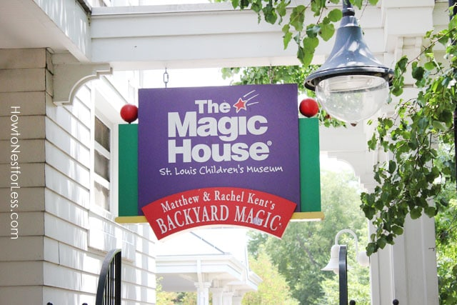 A Trip to the Magic House