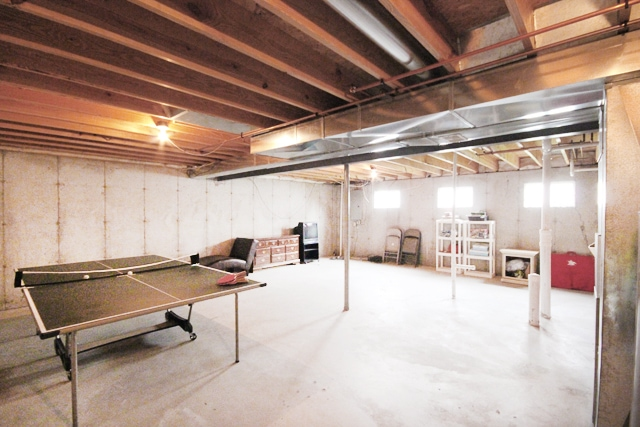 clean basement 2
