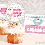 cupcake birthday cupcake toppers