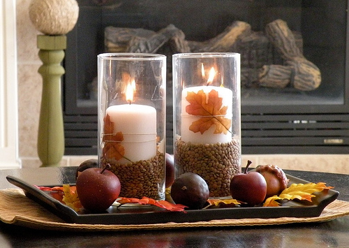 10 Best Caribbean Centerpieces Images On Pinterest: Get Inspired: 10 Fall Centerpieces