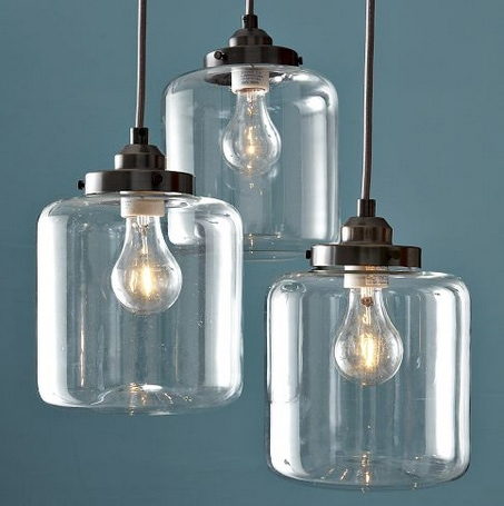 jar lighting fixtures. beautiful lighting 3 jar chandelier  to lighting fixtures