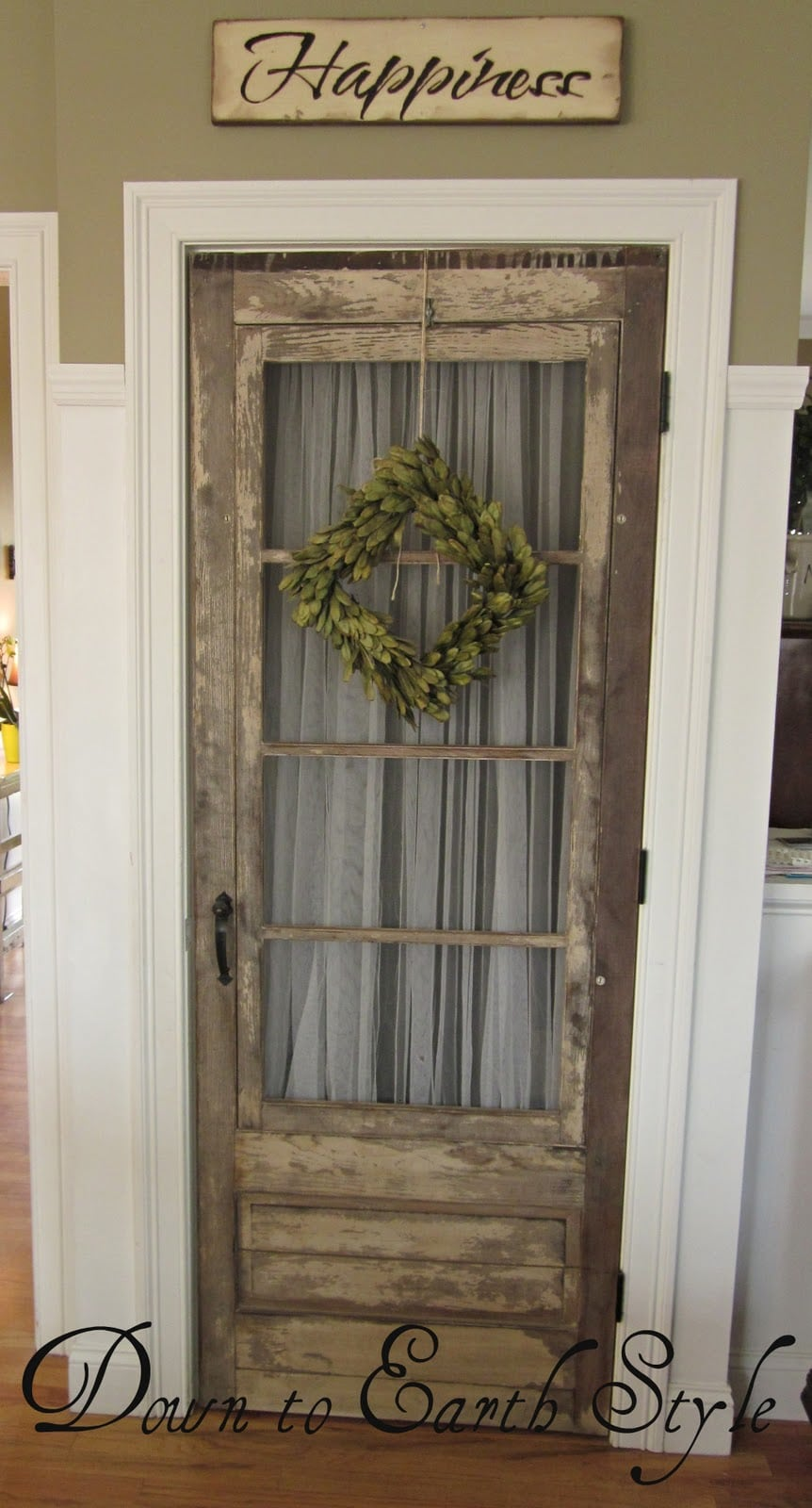 Get inspired 10 minor home upgrade ideas how to nest for Inside outside doors