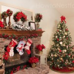 christmas-tree-and-mantel