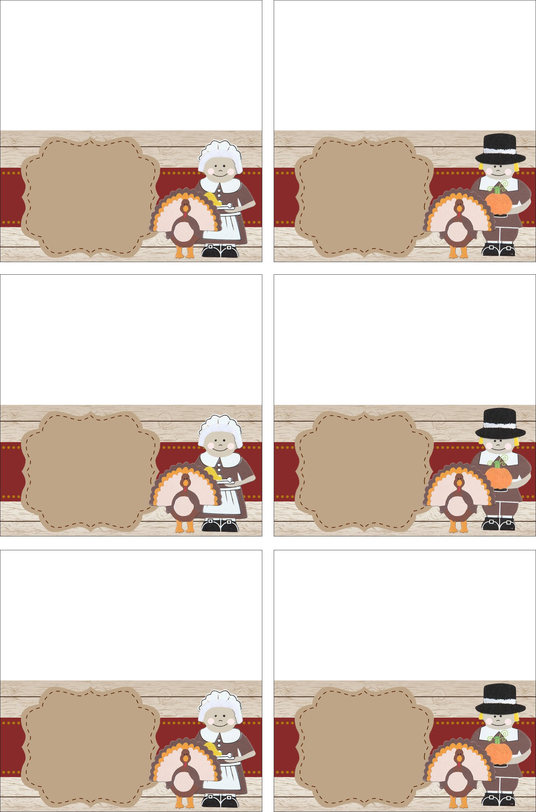 thanksgiving free printables for your thanksgiving table. Black Bedroom Furniture Sets. Home Design Ideas