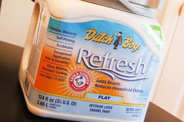 dutch boy refresh paint