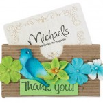 $25 Michael's Gift Card GIVEAWAY!