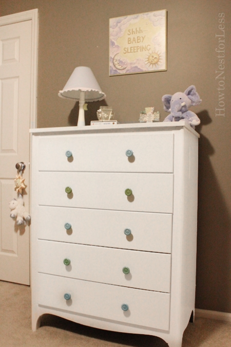 painted dutch boy chest