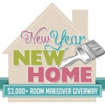 New Year, New Home $3000 GIVEAWAY!
