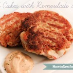 What's Cooking: Crab Cakes with Remoulade Sauce