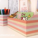 desk supplies washi tape