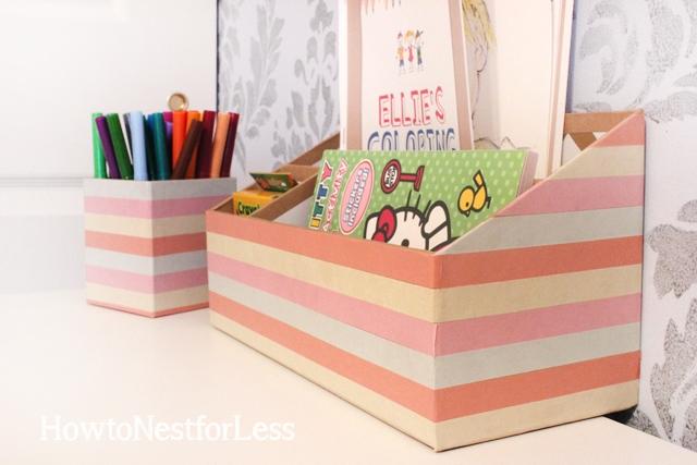 desk supplies washi tape