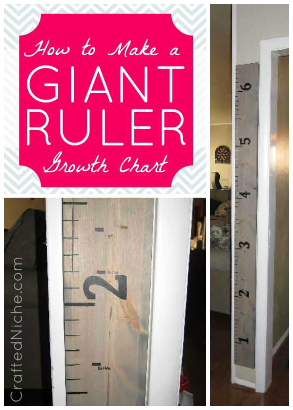 Giant Ruler Growth Chart How To Nest For Less