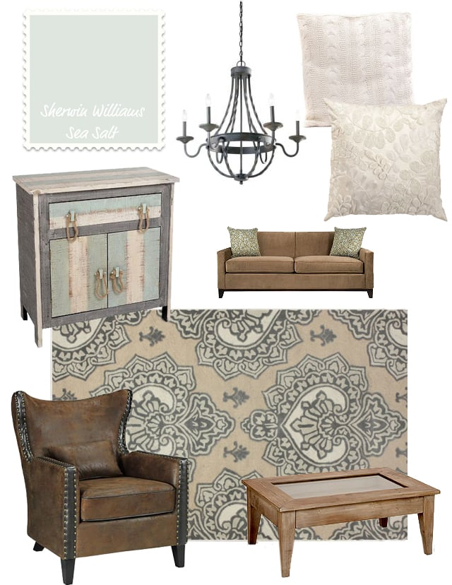 great room mood board 2