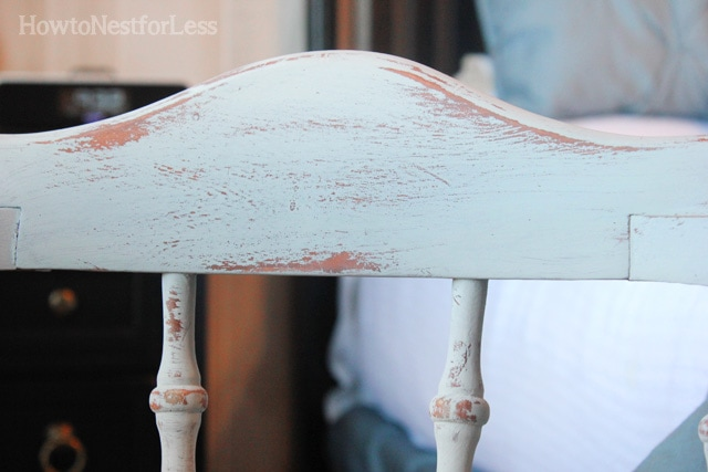 maison blanche chair makeover