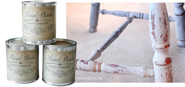 maison blanche la craie chalk paint