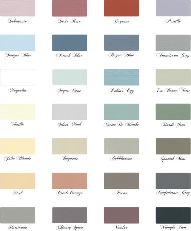 maison blanche paint colors