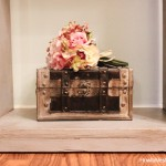 Paris Grey Painted Accent Table