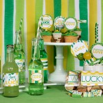 St patricks Day Lucky party