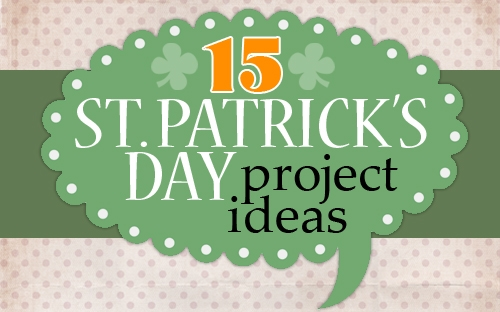 Get inspired 15 st patrick 39 s day project ideas how to for St patrick day craft ideas