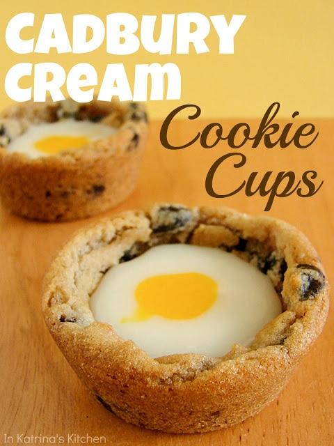Cadbury Cream Cookie Cups 008text