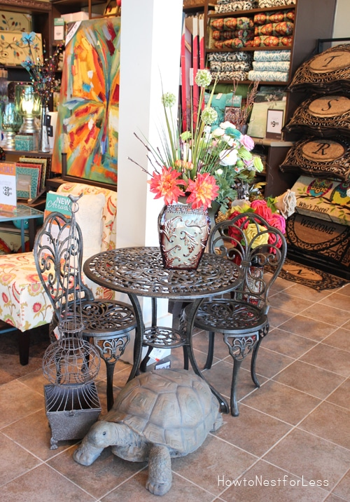 kirklands outdoor furniture. Mother s Day Gift Ideas  our little shopping date    How to Nest