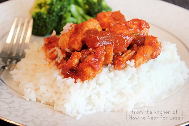 ... picante sweet and spicy picante chicken and rice bake sweet spicy