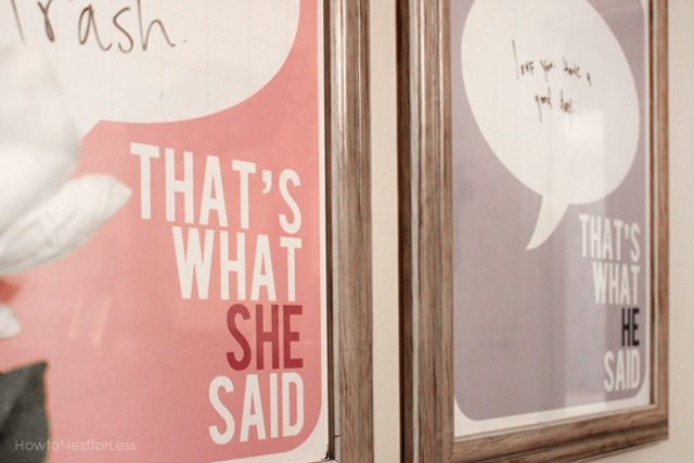 thats what she said posters