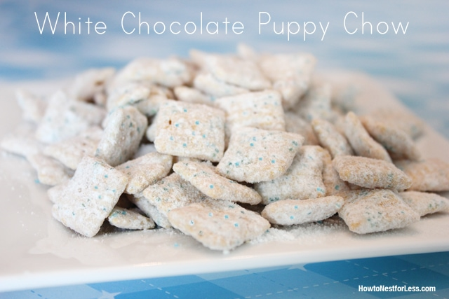 What's Cooking: White Chocolate Puppy Chow