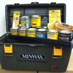 2 YEAR BLOGIVERSARY: Minwax Gift Basket GIVEAWAY!