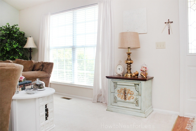 affordable great room makeover