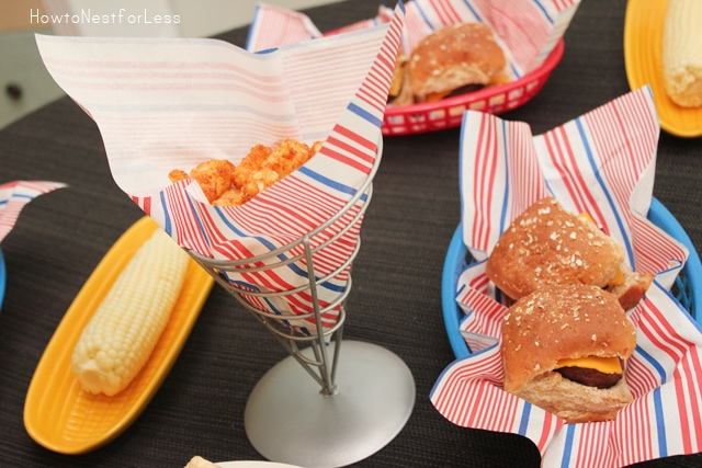 Daddy's Diner {our Father's Day celebration}