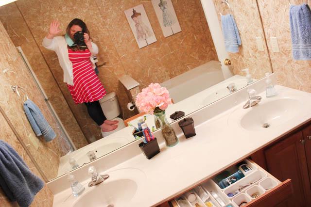hey its me shooting my bathroom vanity organizers