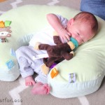 mombo nursing infant pillow