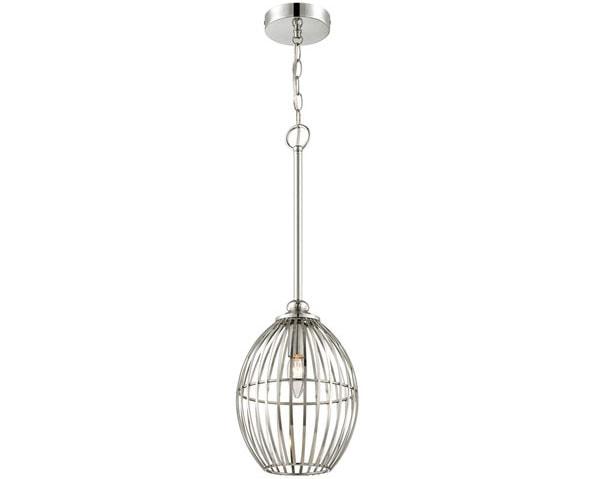 Cage pendant lighting