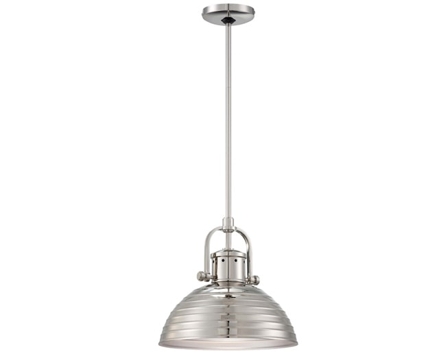 Metal kitchen pendant