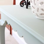 ASCP Console Table Makeover