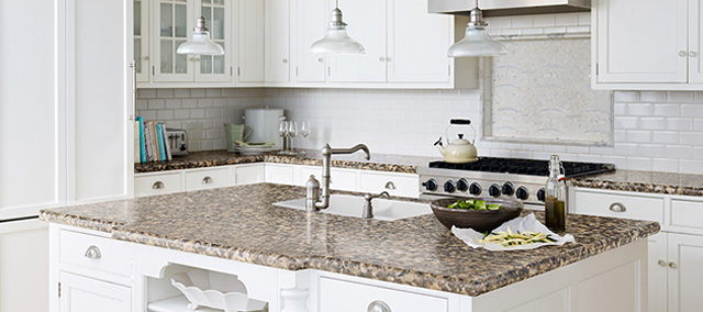 Wilsonart makes HD® High Definition® Laminate countertop