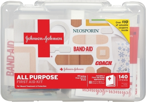 college dorm first aid kit