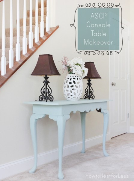 console-table-makeover-with-ASCP